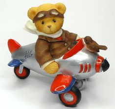 Heidi´s Cherished Teddies Galerie: CHAD - With You My Spirits Soar (477524)