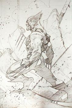 Wolverine - Ryan Benjamin