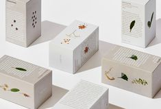 Beautiful Eco Branding for Love Tea – Trendland Online Magazine Curating the Web since 2006 Tea Packaging, Paper Packaging, Beauty Packaging, Cosmetic Packaging, Print Packaging, Product Packaging, Design Packaging, Tee Design, Graphic Design Projects
