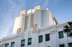 Image result for art deco signs in LA