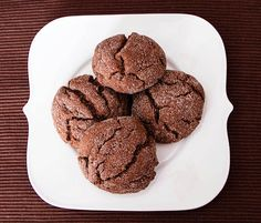 Chocolate Snickerdoodle Cookies Chocolate by DsOldFashionedTreats