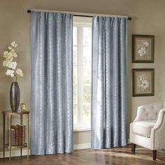 Madison Park Melanie Window Curtain|Designer Living