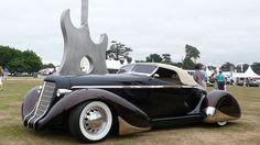 James Hetfield (Metallica) Custom Car