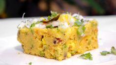 Classic Vegan Indian Oats Upma