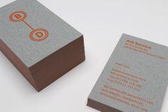 B D Landscape Architects by Passport Design Bureau, via Behance