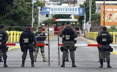 Salud Y Sucesos: Frontera: Reabriran Solo Por Hoy 27/02 El Paso Fro...