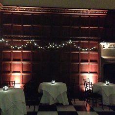 Fairy lighting, light strings, Banqueting Hall @ Hengrave Hall, Suffolk wedding lighting Hall Lighting, Wedding Lighting, String Lights, Canopy, Fairy, Home Decor, Twinkle Lights, Canopies, Interior Design