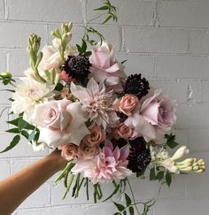 not these roses...but the tuberose!! and the scabiosa and dahlias