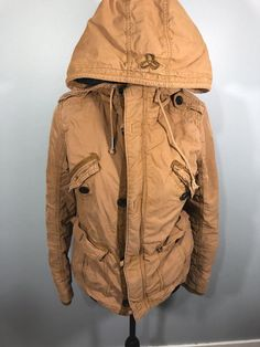 Aritzia Tna Platoon Coat Brown Large  | eBay Raincoat, Clothes For Women, Brown, Jackets, Ebay, Fashion, Rain Jacket, Outerwear Women, Down Jackets