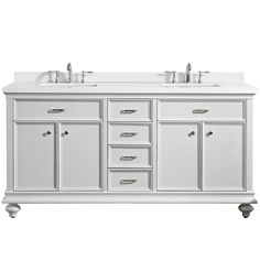 The 73 in. Laxton double sink bathroom vanity is beautifully crafted and built to last. Unique construction of solid hardwood vanity comes fully assembled with the high quality marble counter top and under mount ceramic sink attached. Double Sink Bathroom Vanity, Stone Countertops, Marble Vanity Tops, Vanity, Rectangular Sink, Vanity Sink, Basin, Vanity Top, Bathroom