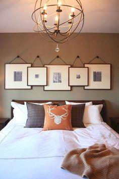 Modern Rustic Master Bedroom Design Ideas You Must Try 15 Rustic Master Bedroom, Master Bedroom Design, Large Bedroom, Modern Bedroom, Wall Decor Master Bedroom, Adult Bedroom Decor, Stylish Bedroom, Cozy Bedroom, Bedroom Designs