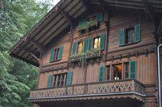 Willow Decor: The Swiss Chalets of Ballenberg