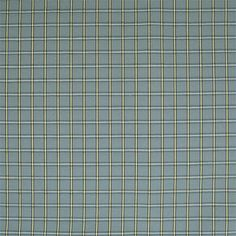 A6831 periwinkle plaid in soft teal blue color : fabric by the yard for custom window treatments: shades, draperies, top treatment | BestWindowTreatments.com