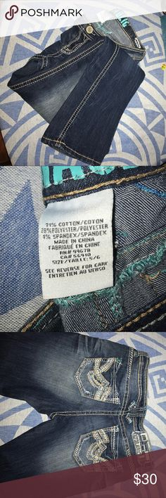 Hydraulic Jeans Hydraulic Jeans been worn twice! Pretty new condition! Hydraulic Jeans Straight Leg