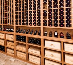 Cellar of the Month April 2014