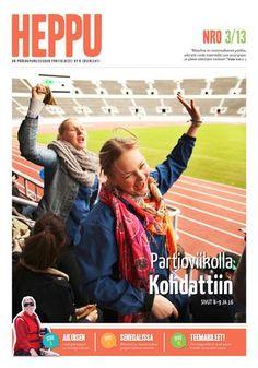 Kohtaaminen 2013 Olympiastadion