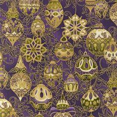 APTM-12416-232 by Peggy Toole from Holiday Flourish 5: Robert Kaufman Fabric Company