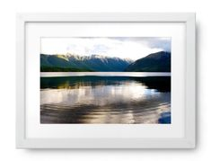 Lake Rotoiti, Nelson Lakes National Park, NZ Photography For Sale, Lakes, National Parks, Tapestry, Canvas, Image, Hanging Tapestry, Tela, Tapestries