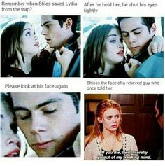 I'm not a Stydia shipper. But this is still...