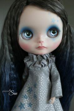 """OOAK Custom Mohair Blythe Doll """"Starla"""" by PHOTOS4SUE   eBay"""