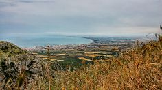 da Valle Grande, il Golfo di ManfredoniaParco Nazionale del Gargano Puglia, Italy