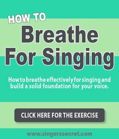 How to breathe properly for singing - find out how your diaphragm actually works and start sounding better instantly. http://singerssecret.com/breathe-diaphragm/ #singingtips #howtosing #onlinesinginglessons