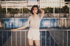 Filipina Beauty, Trinidad, White Shorts, White Dress, People, How To Make, Followers, Dresses, Facebook