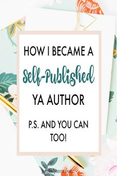Do you love young adult fiction but are unsure how to become published? You have to discover my secrets and journey in how I became a self-published YA author in 30 days. Join our free writing challenge. novel writing tips writing Creative Writing Tips, Book Writing Tips, Start Writing, Writing Help, Writing Prompts, Journal Prompts, Writing Goals, Writing Quotes, Writing Resources