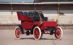 1903 Ford Model A Rear Entry Tonneau 2 cylinder