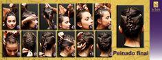 ¡Más #tips para ti! Hoy en la sección: Técnica de peinado, te presentamos este tutorial de trenza ideal para tus clientas que desean este tipo de peinados.   Fuente: Buscador Google.  ¿Deseas más tips para estilistas y peluqueros? Búscanos en: https://www.facebook.com/duandreprofesional