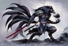 Resultado de imagem para criaturas das mitologias japonêsa