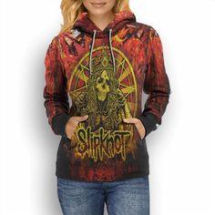 42.99$  Watch now - http://viivn.justgood.pw/vig/item.php?t=sikw9m24902 - Slipknot Music Band Fullprint Hoodie For Women 42.99$