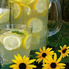 """Party Lemonade I """"This was such a full-bodied lemonade; perfect color, perfect consistency, and extremely easy to make; no tedious squeezing."""""""