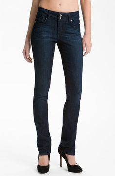 "Paige denim, 34"" inseam is perfect for a tall girl who loves heals."