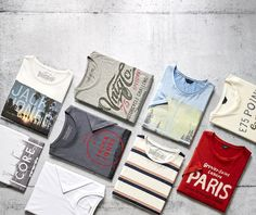 T-shirts , new collection spring/summer 2015