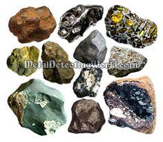METEORITE HUNTING: General Information, Tips, Metal Detectors & Accessories Required