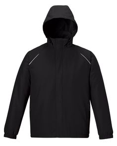 Big Mens Brisk Insulated Tall Jacket by North End