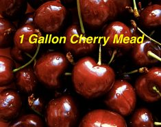 Here's my recipe for 1 gallon of Cherry Mead. Using this process you can really get a sensational cherry mead for your effort. Homemade Wine Recipes, Homemade Liquor, Beer Recipes, Alcohol Recipes, Homebrew Recipes, Recipies, Mead Recipe, Recipe For 1, Appalachian Recipes