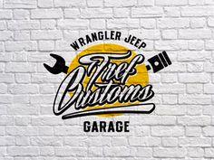 Tref customs logo
