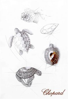 Colleciton Animal World : bijoux animaux Chopard - Bestiaire Chopard - 150 ans Chopard : bijoux Chopard - Collection Animal World, Chopard - Joyce.fr