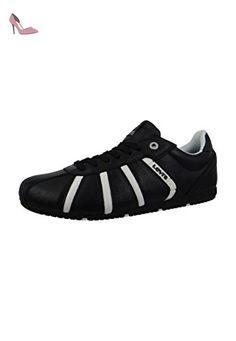 Levis formatori Nuovo Almayer Nero Bianco Nero - 222739-885-259, Levi´s Schuhe Herren:41 - Chaussures levis (*Partner-Link)
