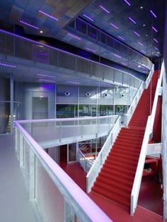 Poppodium De Vorstin (interieur)  De Architecten Cie