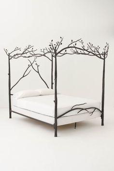 Whispered Whimsy Vintage: My Dream Anthropologie Bedroom...