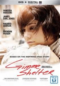 Gimme Shelter. I really don't like Vanessa Hudgens but she was great in this movie