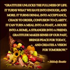 Gratitude can bring us the peace we so hope for. A thankful soul is a soul at peace. May we all find peace in whatever we do, wherever we are. Thanksgiving Prayer, Thanksgiving Cards, Thanksgiving Outfit, Thanksgiving Decorations, Gratitude Quotes, Attitude Of Gratitude, Positive Quotes, Thanksgiving Appetizers, Thanksgiving Recipes