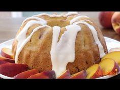 Cake Recipes - How to Make Peach Pound Cake