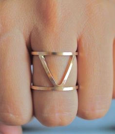 Column Ring / Elisha Marie