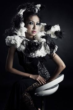 Hair Designer by Ah Kim Anthony Tan Photographer by Joe and Eve Make up by JoeyKhoe