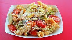 Smoked Chicken Pasta salad #RihtOnQuechs Pasta Salad, Cobb Salad, Smoked Chicken, Chicken Pasta, Bbq, Ethnic Recipes, Food, Kitchens, Smoked Chicken Rub