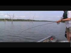 Check out this great video from the Iowa DNR with tips for crappie fishing! http://www.youtube.com/watch?v=JuGQtC2o8Pk